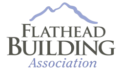 Flathead Building Association Logo